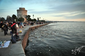 Thessaloniki garbage-